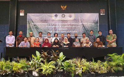 Persiapan Program KKN Nusantara LP2M IAKN Manado Hadiri Workshop UIN Sunan Ampel Surabaya
