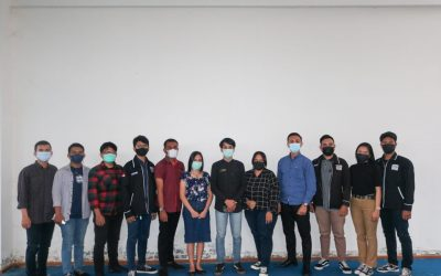 Ikatan Lembaga Mahasiswa Psikologi Indonesia Kunjungi Himapro Psikologi Kristen IAKN Manado
