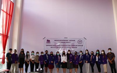 Mubes Himapro Psikologi Kristen FSISK IAKN Manado : Berkualitas, Bermoral, Berintregitas