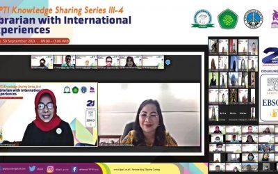IAKN Manado dan Forum Perpustakaan Perguruan Tinggi Indonesia Sukses Gelar Webinar KSS #4