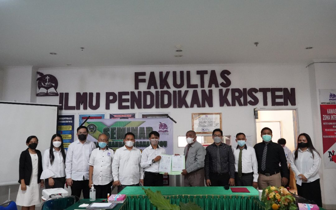 Prodi MPK FIPK IAKN Manado dan Prodi MPI FITK IAIN Sultan Amai Gorontalo Jalin Kerjasama